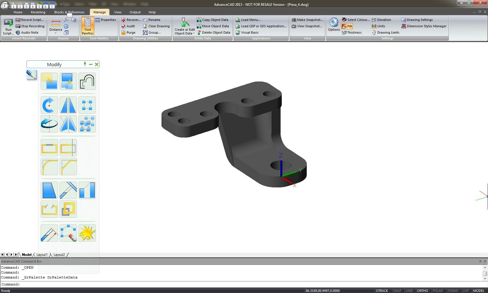 GRAITEC Advance CAD | 3D Modellierung