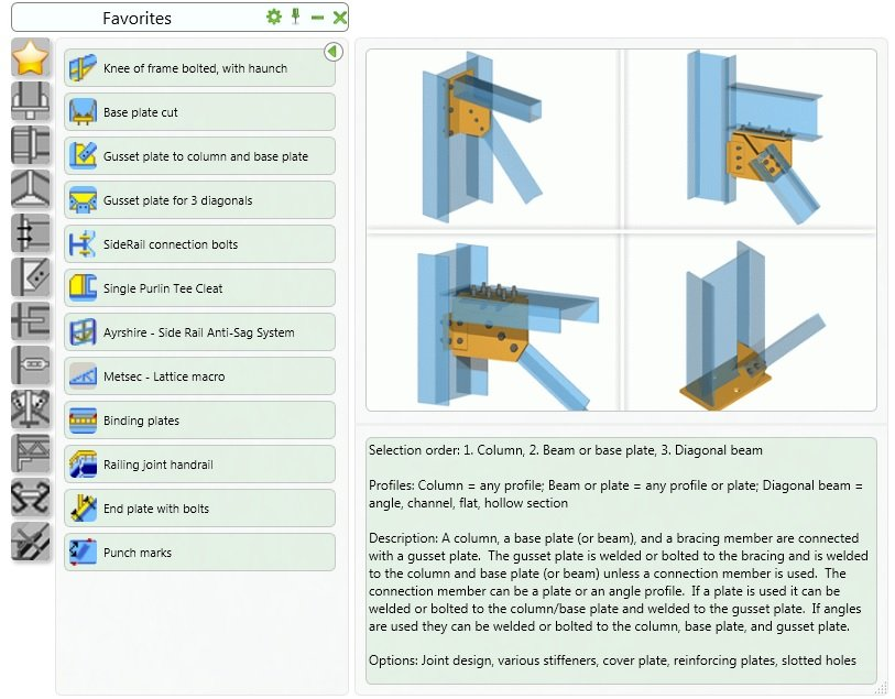 GRAITEC Autodesk Advance Steel | Strukturplanung