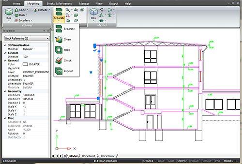 GRAITEC Advance CAD | Vollständig kompatibel zu AutoCAD®