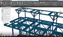 GRAITEC Autodesk Advance Steel | Informationen zum Träger Offset