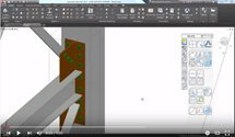 GRAITEC Autodesk Advance Steel | Benutzerdefinierte Clipping-Symbole