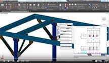 GRAITEC Autodesk Advance Steel | Vorlagen für Stücklisten in Zeichnungen