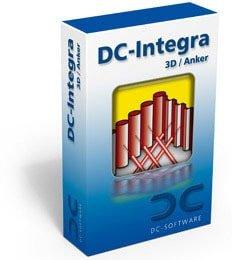 GRAITEC CS-Statik | DC-Gurndbaustatik | DC-Integra 3D / Anker