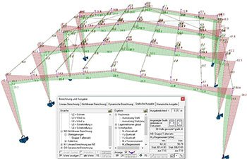 GRAITEC CS-Statik | Module Stabwerke