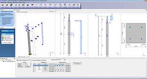 GRAITEC CS-Statik | Module Stahlbetonbau | Wände