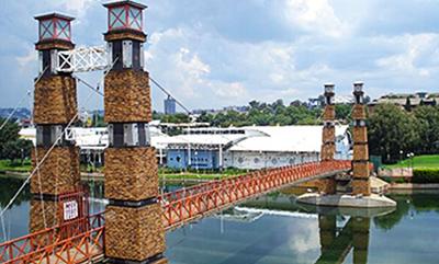 Bruma Seebrücke