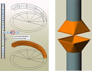GRAITEC Autodesk Advance Steel | Blechsonderbau
