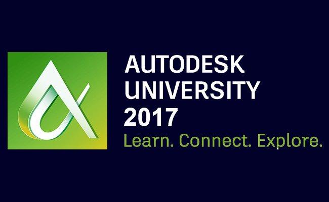 GRAITEC auf der Autodesk University 2017