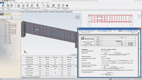 Webinar Advance Design & BIM Designers für Stahlbetonbau