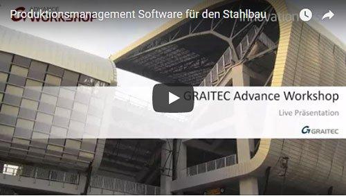 Produktionsmanagement Software für den Stahlbau