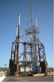 M.O.A.B. Offshore Platform